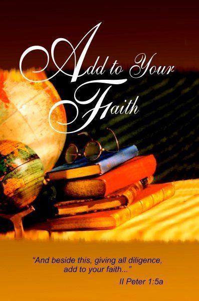 Add to Your Faith