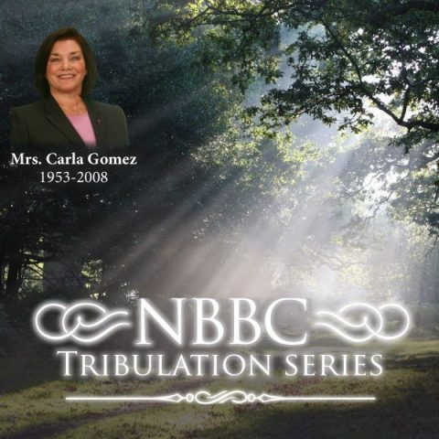 NBBC Tribulation Series