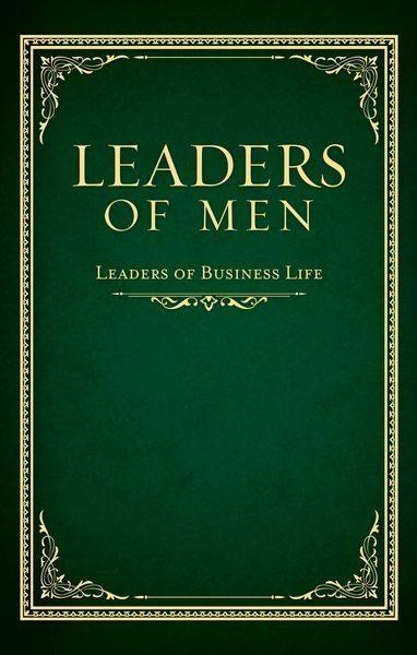 Leaders of Men (bus)