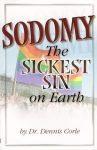 Sodomy: the sickest sin on earth
