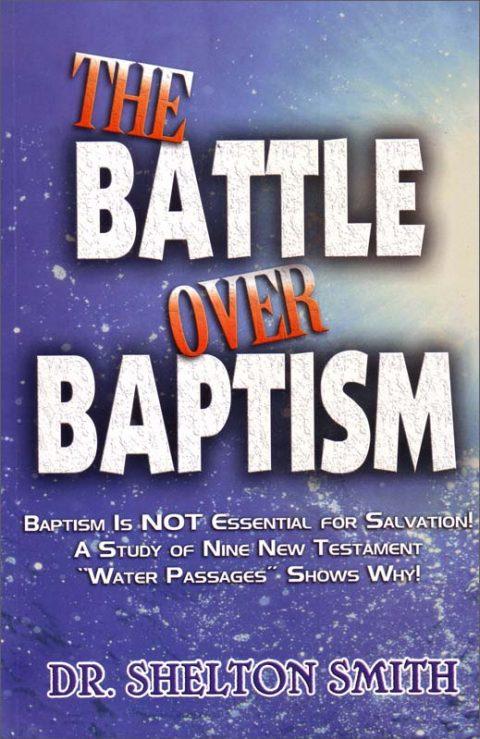 The Battle Over Baptism
