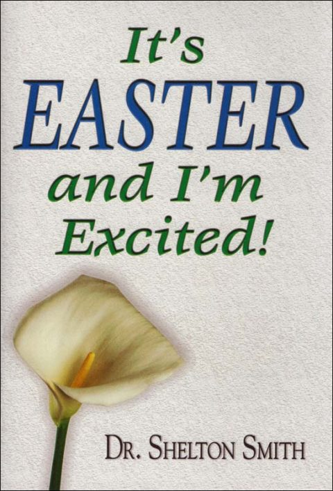 It's Easter and I'm Excited