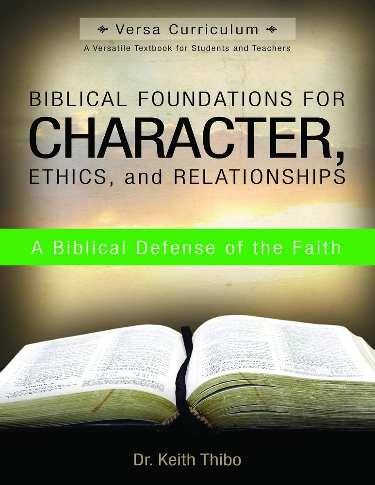 versa curriculum  bible character