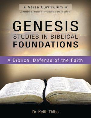 Versa Curriculum: Genesis
