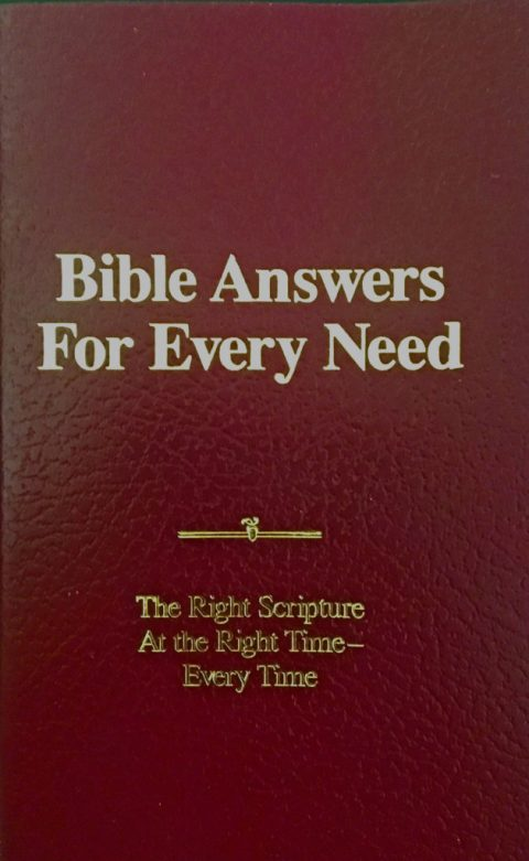 Bible Answers For Every Need